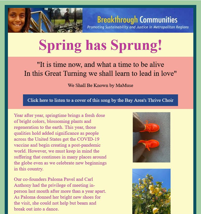 Click image to read newsletter